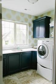 Laundry Cabinet With Hanging Rod Laundry Room Laundry Drying Room Design Laundry Room Drying Rack