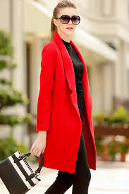 red open front long sleeve wool coat 022716 jpg