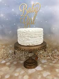 gender reveal cake topper baby girl cake topper baby shower cake topper gender reveal cake