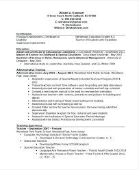 110 Best Teacher And Principal by Sample Assistant Principal Resume Template Billybullock Us