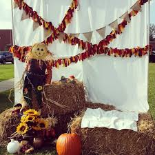 fall festival photo booth photography diy photo