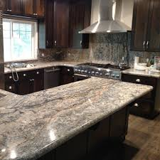 what color granite looks best with cherry cabinets best granite countertops for cherry cabinets page lumber