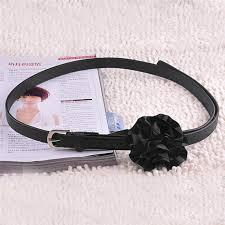 Flower Belts - popular black flower belt buy cheap black flower belt lots from
