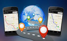 Map A Route Google by Gps Map Route Planner Android Apps On Google Play