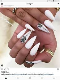 best 25 simple stiletto nails ideas on pinterest pointy nails