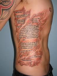 lettering art tattoos beautifully weird trevs tattoos