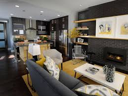 Interior Design For Small Living Room And Kitchen Pick Your Favorite Living Room Hgtv Smart Home 2017 Hgtv