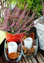 decoration avec des pots en terre cuite 7 fleurs pour balcon qui l u0027égayeront au cours de l u0027hiver