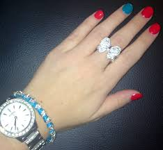 color blocked nails ashley u0027s passion for fashion