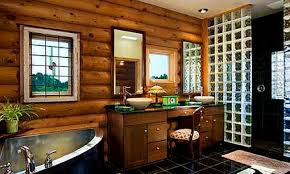 log home bathroom ideas log home bathroom ideas