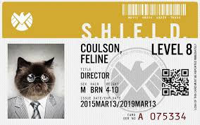 agents of shield id maker create your own id card or badge