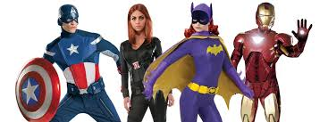 Female Superhero Costume Ideas Halloween 10 Superhero Costumes Adults Halloween Costume Ideas