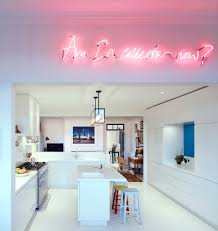 Bedroom Neon Lights Bedroom Neon Light With Bright White Kitchen Kitchen Contemporary