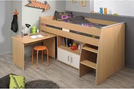 bureau avec rangement intégré lit combiné avec rangement bureau intégré novomeuble