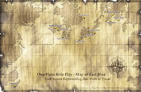 One Piece World Map Maps On One Piece Role Play Deviantart