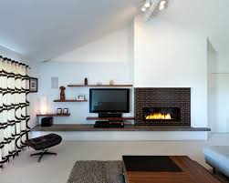 United States Triangle Fireplace Living Room Contemporary With - Modern living room furniture san francisco