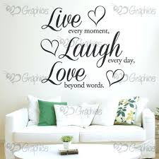 live laugh wall decor live laugh fabulous wall