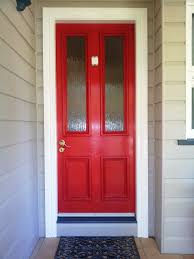 Red Door Paint Little Cove Design Big Reveal My Painting Is Complete