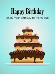 birthday cake card birthday greeting cards by davia