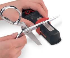 How To Sharpen Serrated Kitchen Knives Chef U0027schoice Knife And Scissor Sharpener 480ks