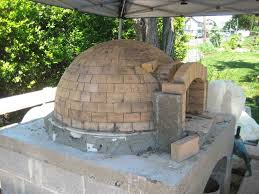 patio ideas garden design with best backyard brick oven with