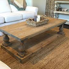 coffee table baluster coffee table intended for superior coffee