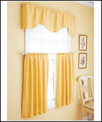 Yellow Kitchen Curtains Valances And Yellow Kitchen Curtains 100 Images Blue Kitchen Curtains