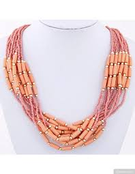 beads necklace images images Color handmade beads necklace jpg