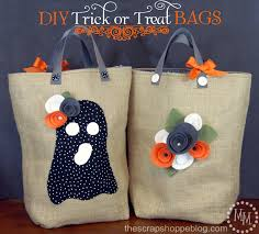 halloween candy bags ideas