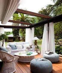 sheer outdoor curtains scalisi architects
