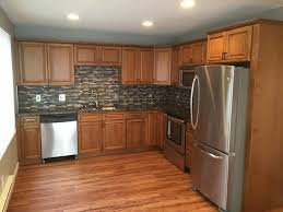 Kitchen Countertops Without Backsplash Favorite Design Of White Mosaic Backsplash Copper Tile