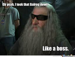 Gandalf Meme - awesome gandalf by fluttershy meme center