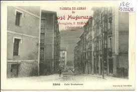 fotos antiguas eibar ps 55638 postal de eibar calle grabadores publ comprar postales