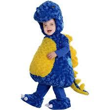 halloween baby clothes amazon com underwraps baby u0027s stegosaurus belly blue yellow