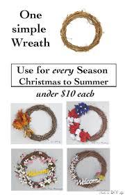 best 20 interchangeable wreath ideas on pinterest year round
