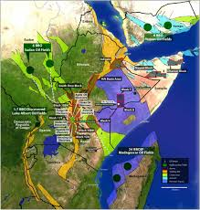 East Africa Map Geo Expro East Africa Rays Of A New Dawn