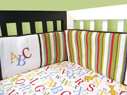 Fish Crib Bedding by Amazon Com Trend Lab Dr Seuss Crib Bumpers Oh The Places You U0027ll