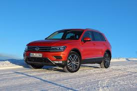 the 2018 volkswagen tiguan is nearly 18 months away from its on