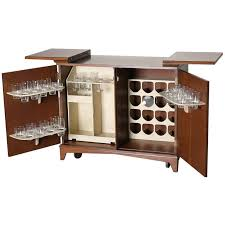 mid century bar cabinet small mid century bar cabinet for sale at pamono with regard to design 5