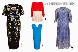 v i babymamas asos christmas maternity u0026 party dress giveaway