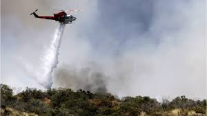 Wildfire La Area by Los Angeles Wildfire Grows Amid New Evacuations Youtube