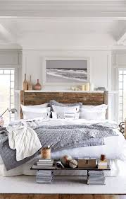 Beachy Headboard Ideas Pretty Beach Design Bedrooms Interior Theme Bedroom House Pictures