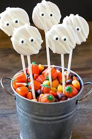 Halloween Treats 11 Easy No Bake Halloween Treats For Your Spooky Shindig