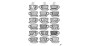 Get The Coloring Page Coffee Cups Free Coloring Pages For Cup Coloring Page
