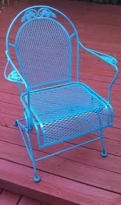 How To Paint Wrought Iron Patio Furniture spray paint patio furniture metal home design ideas