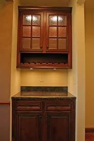 Wet Kitchen Cabinet Kitchen Stunning Small Kitchen Decoration Using Black Wood Glass