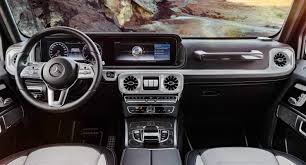future mercedes interior 2019 mercedes benz g class interior revealed the torque report