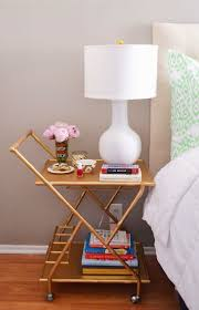 Small Nightstand Table The 12 Best Bedroom Nightstand Alternatives Just Decorate