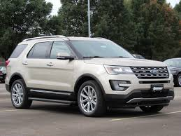 Ford Explorer Towing Capacity - ford explorer in groveport oh ricart ford