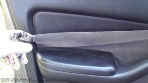 Interior Door Panel Repair How To Fix And Glue Car Door Panel Broken Carpet And Wallpaper